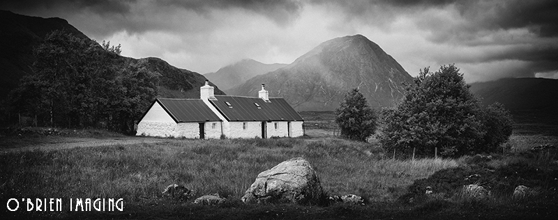 Black Rock Cottage Glen Coe Scotland