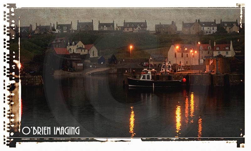 Eyemouth Harbour (Grunge1) (2)