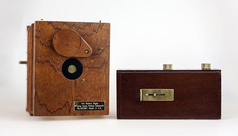 Internet image - Pinhole Cameras