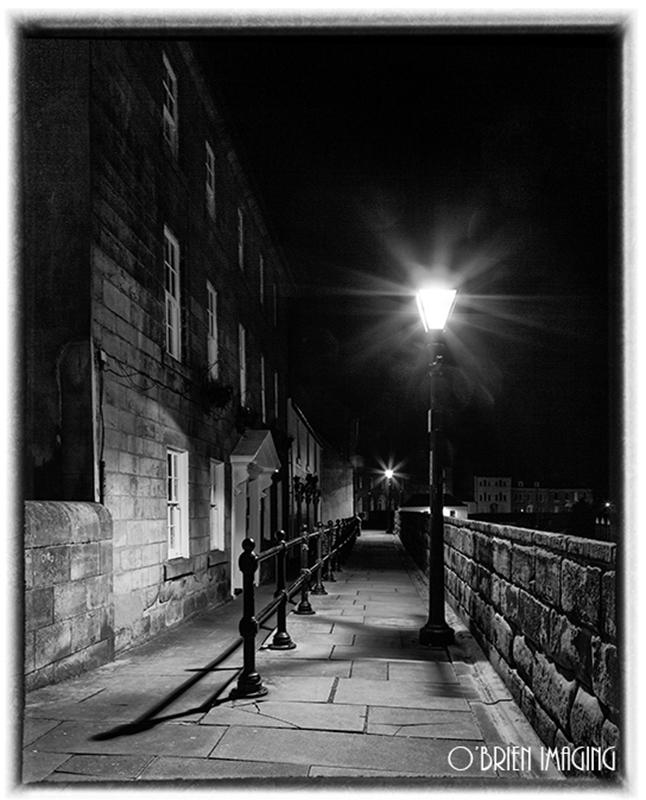 The Quay Walls Berwick - upon - Tweed